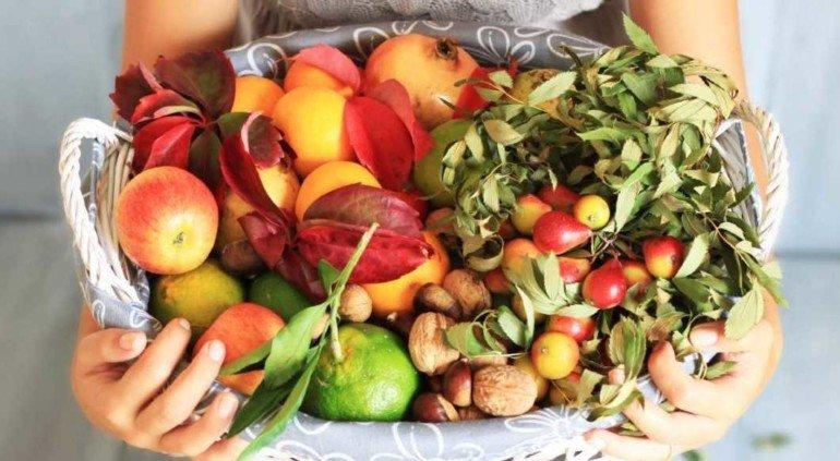 5 самых действенных диет на осеннее время года