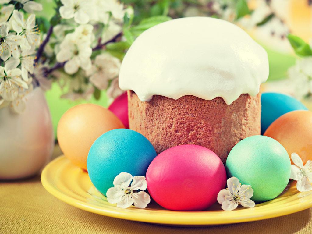 Как можно красить яйца на Пасху в домашних условиях
