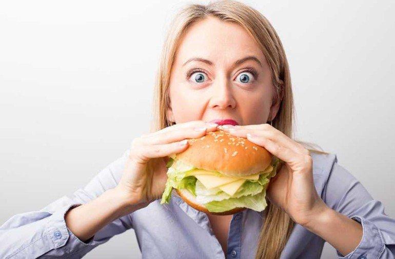 5 причин, почему вы всегда слегка голодны