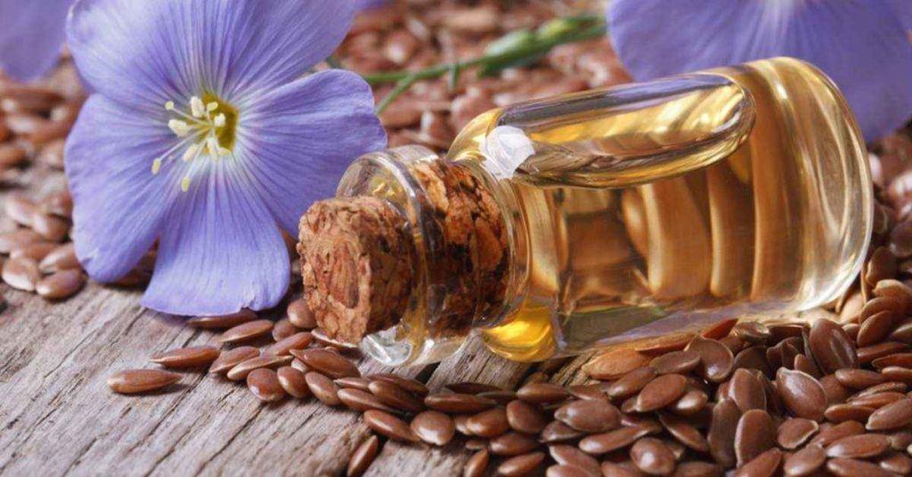 Льняное масло: польза и вред как принимать при расстройствах нервной системы