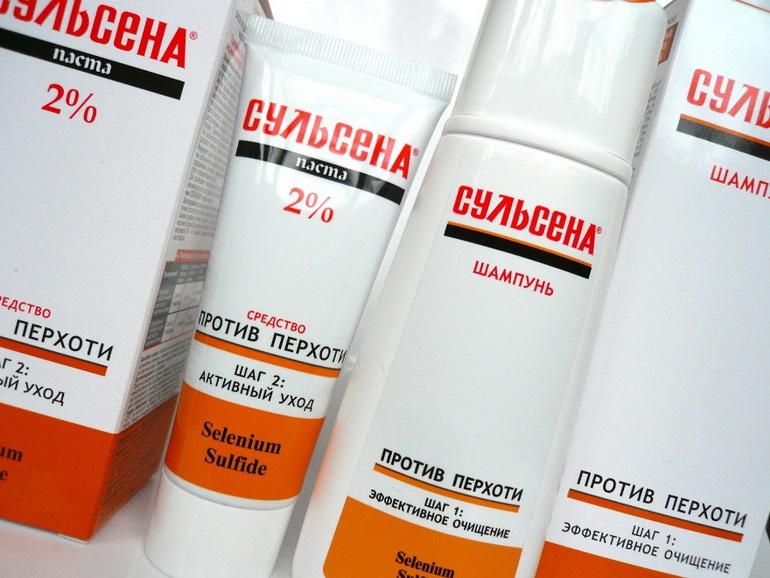 Красота за копейки: отзывы на пасту от выпадения волос сульсена