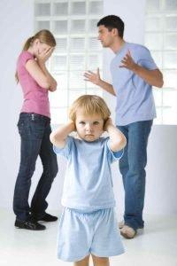 как ребенку помочь пережить развод родителей