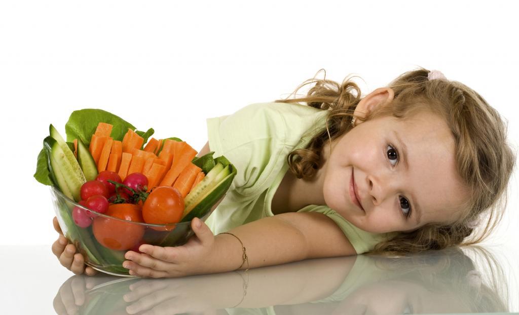 чем кормить ребенка