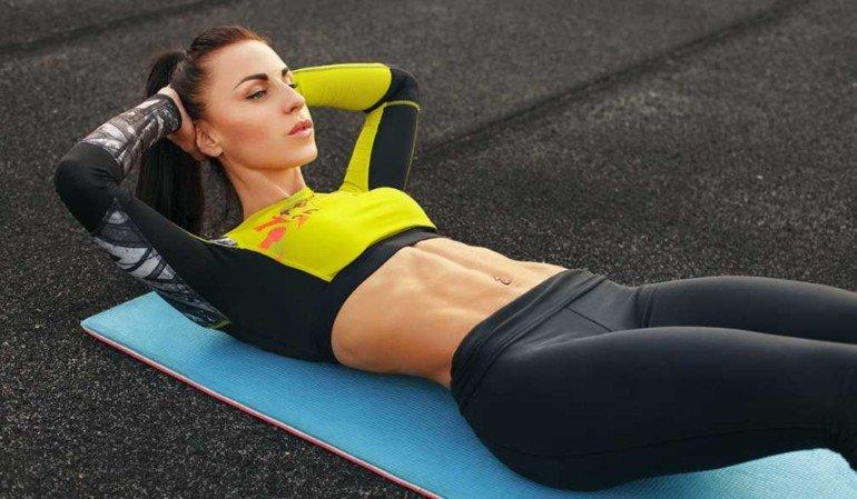Самые интенсивные тренировки: как похудеть в талии за несколько недель