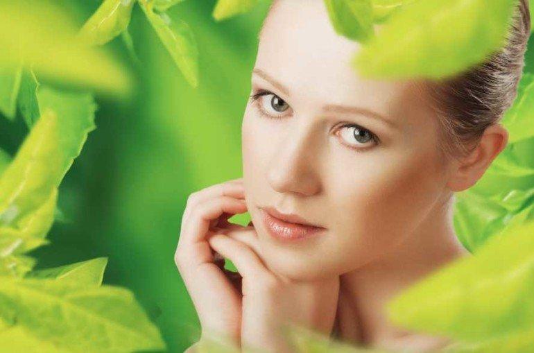 Зеленый чай для кожи лица – лучшие маски, лёд и экстракт