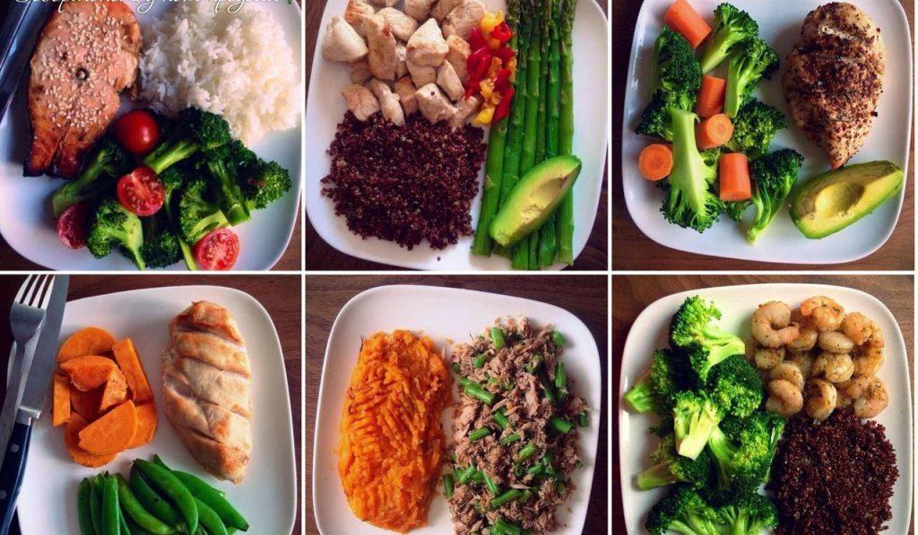 Здоровое питание меню на каждый день для всей семьи с рецептами меню для спортсменов