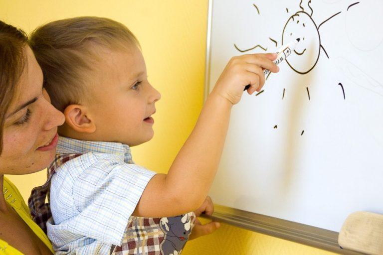 креативность в ребенке