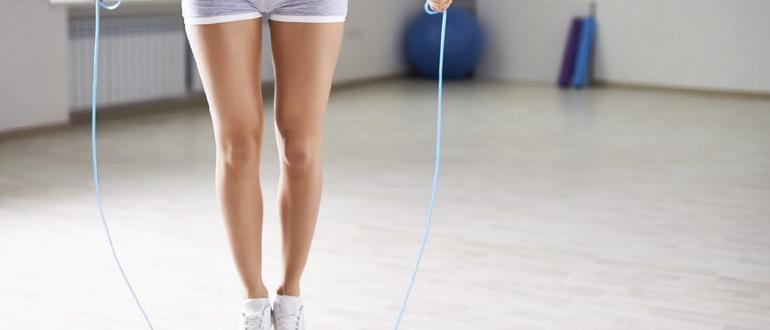 8 советов как и сколько нужно прыгать на скакалке, чтобы похудеть