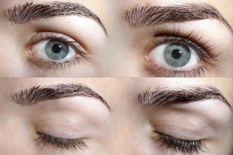 5 масел, которые помогут отрастить красивые брови и ресницы