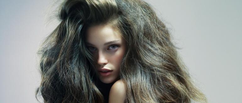 Лучший шампунь для объема волос