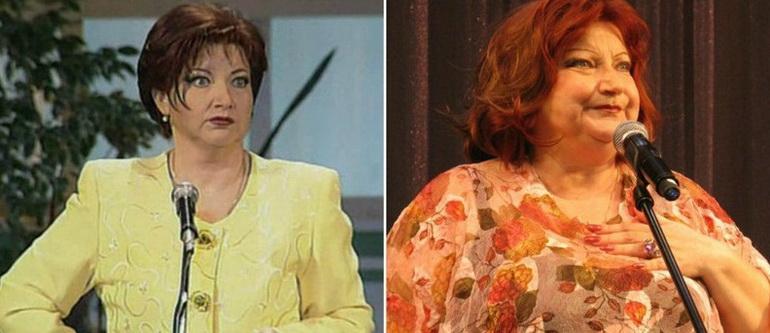 Елена Степаненко: фото до и после диеты