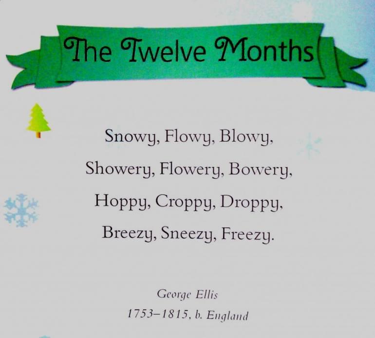 The Twelve Month