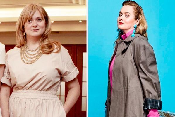 Как похудела Анна Михалкова на 15 кг? Фото до и после диеты + меню актрисы