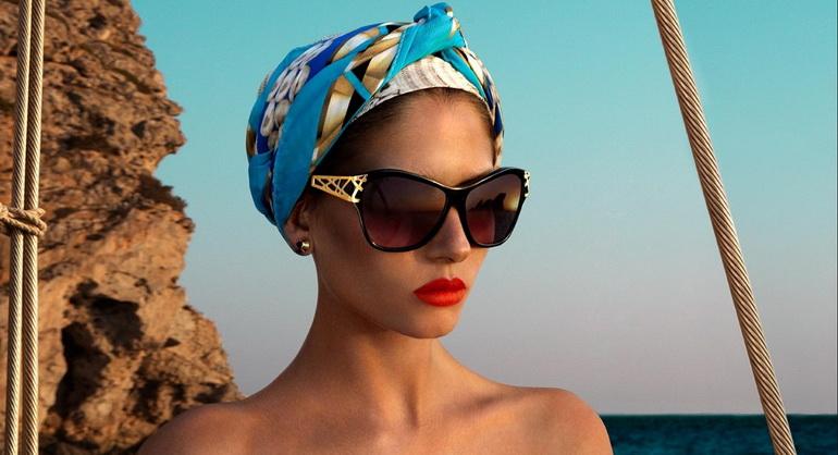 Как можно красиво завязать платок на голове: 6 способов украсить образ