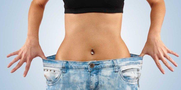Как избавиться от лишнего веса и сохранить кожу красивой