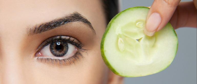 Эффективные домашние маски от темных кругов под глазами: 6 рецептов
