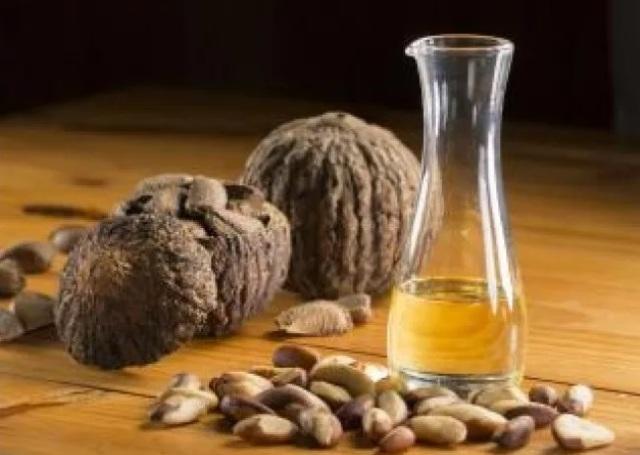 Масло бразильского ореха, полезные свойства