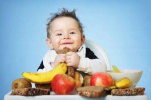 Сколько должен кушать ребенок в год