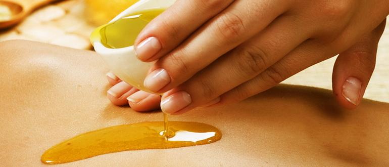Какое масло лучше для массажа тела