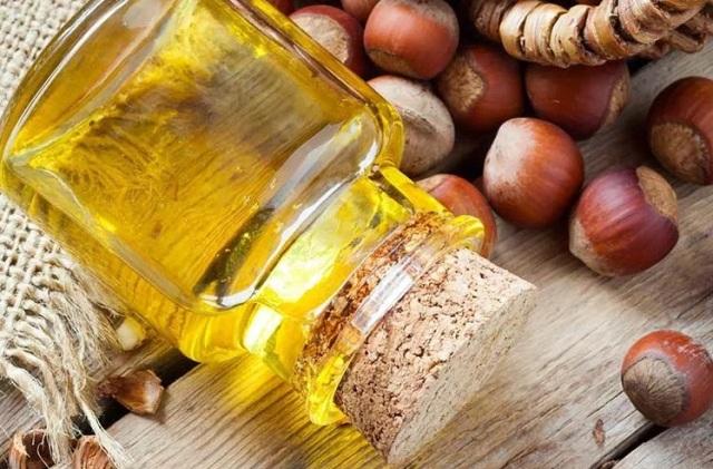 Масло ореха фундук: польза и вред