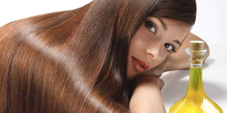 Корейская маска для густоты волос