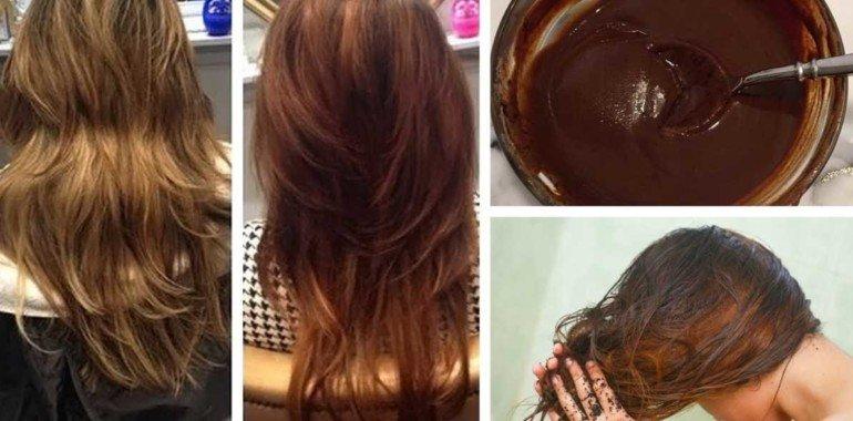 5 натуральных продуктов, окрашивающих волосы не хуже покупной краски
