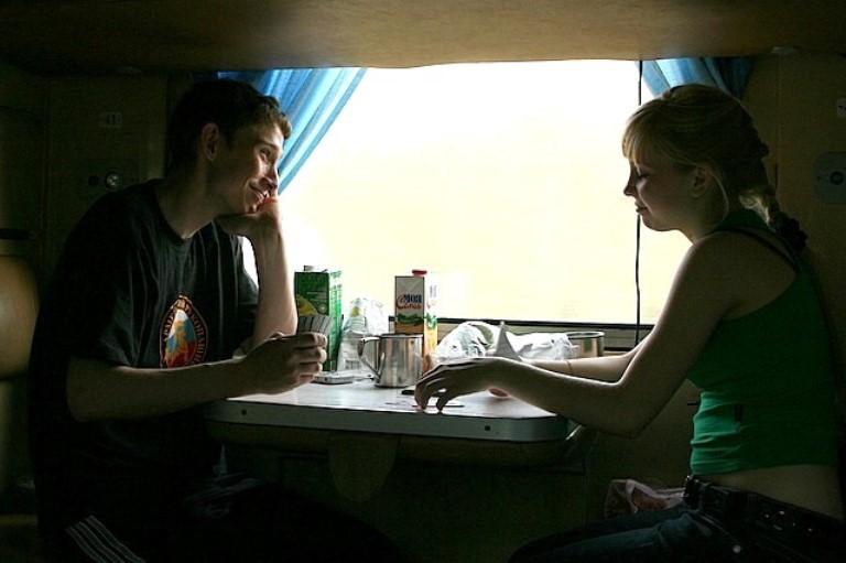 Встреча в ночном поезде