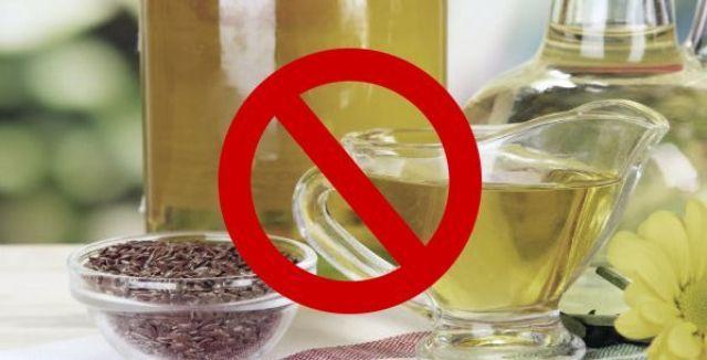 Льняное масло: польза и вред как принимать, противопоказания