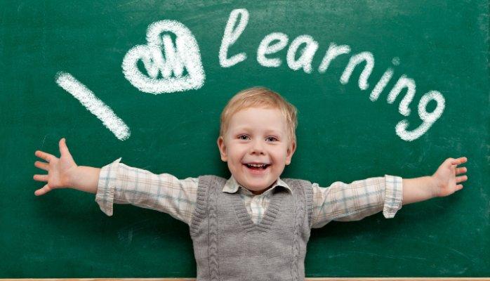 Как привить любовь ребенка к английскому языку