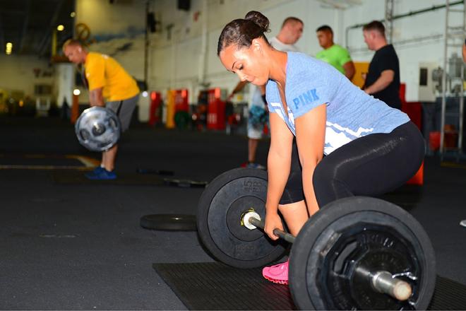 Прокачка спины в тренажёрном зале: упражнения